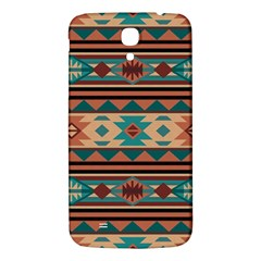 Southwest Design Turquoise and Terracotta Samsung Galaxy Mega I9200 Hardshell Back Case
