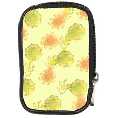 Shabby Floral 1 Compact Camera Cases