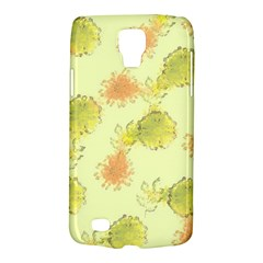Shabby Floral 1 Galaxy S4 Active