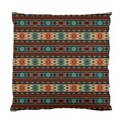 Southwest Design Turquoise and Terracotta Standard Cushion Cases (Two Sides)