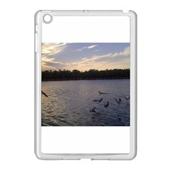 Intercoastal Seagulls 3 Apple iPad Mini Case (White)
