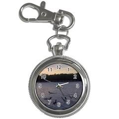Intercoastal Seagulls 3 Key Chain Watches