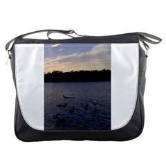 Intercoastal Seagulls 3 Messenger Bags