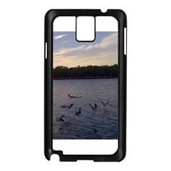 Intercoastal Seagulls 3 Samsung Galaxy Note 3 N9005 Case (black)