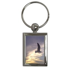 Seagull 1 Key Chains (Rectangle)