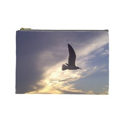 Seagull 1 Cosmetic Bag (Large)