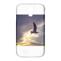 Seagull 1 Samsung Galaxy S4 Classic Hardshell Case (PC+Silicone)