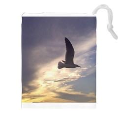 Seagull 1 Drawstring Pouches (XXL)