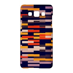 Rectangles in retro colorsSamsung Galaxy A5 Hardshell Case