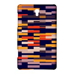 Rectangles in retro colors			Samsung Galaxy Tab S (8.4 ) Hardshell Case