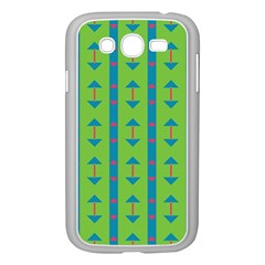 Arrows and stripes patternSamsung Galaxy Grand DUOS I9082 Case (White)