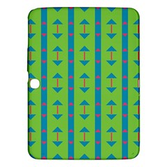 Arrows and stripes patternSamsung Galaxy Tab 3 (10.1 ) P5200 Hardshell Case