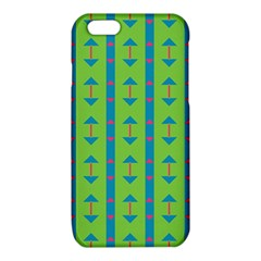 Arrows and stripes patterniPhone 6/6S TPU Case
