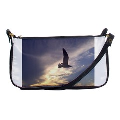 Fly Seagull Shoulder Clutch Bags