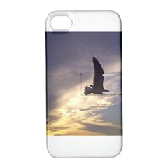 Fly Seagull Apple iPhone 4/4S Hardshell Case with Stand