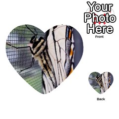 Butterfly 1 Multi Purpose Cards (heart)