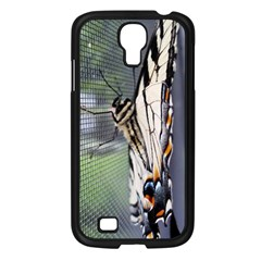 Butterfly 1 Samsung Galaxy S4 I9500/ I9505 Case (Black)
