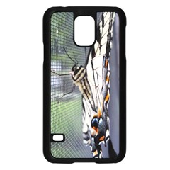 Butterfly 1 Samsung Galaxy S5 Case (black)