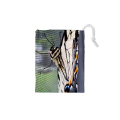 Butterfly 1 Drawstring Pouches (XS)
