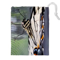 Butterfly 1 Drawstring Pouches (XXL)