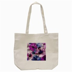 Shabby Floral 2 Tote Bag (Cream)