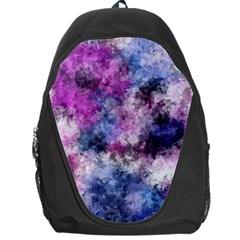 Shabby Floral 2 Backpack Bag
