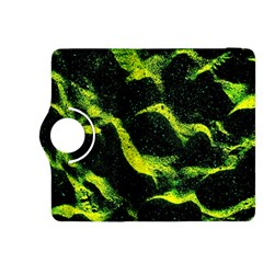 Green Northern Lights Kindle Fire Hdx 8 9  Flip 360 Case