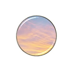 Yellow Blue Pastel Sky Hat Clip Ball Marker (10 pack)
