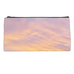 Yellow Blue Pastel Sky Pencil Cases
