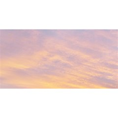 Yellow Blue Pastel Sky YOU ARE INVITED 3D Greeting Card (8x4)