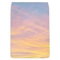 Yellow Blue Pastel Sky Flap Covers (L)