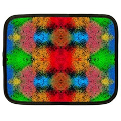 Colorful Goa   Painting Netbook Case (xxl)