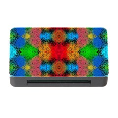 Colorful Goa   Painting Memory Card Reader with CF
