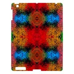 Colorful Goa   Painting Apple iPad 3/4 Hardshell Case