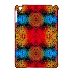 Colorful Goa   Painting Apple iPad Mini Hardshell Case (Compatible with Smart Cover)