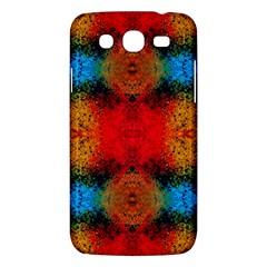 Colorful Goa   Painting Samsung Galaxy Mega 5.8 I9152 Hardshell Case