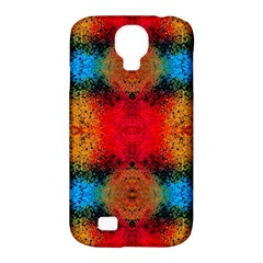 Colorful Goa   Painting Samsung Galaxy S4 Classic Hardshell Case (PC+Silicone)