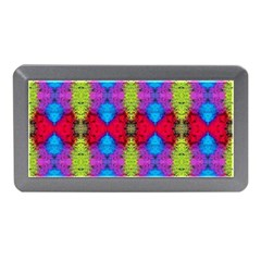 Colorful Painting Goa Pattern Memory Card Reader (Mini)