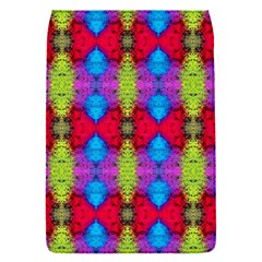 Colorful Painting Goa Pattern Flap Covers (S)
