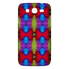 Colorful Painting Goa Pattern Samsung Galaxy Mega 5.8 I9152 Hardshell Case