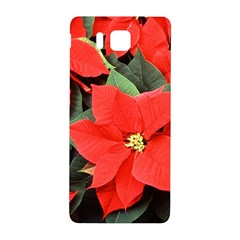 POINSETTIA Samsung Galaxy Alpha Hardshell Back Case