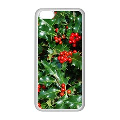 HOLLY 2 Apple iPhone 5C Seamless Case (White)