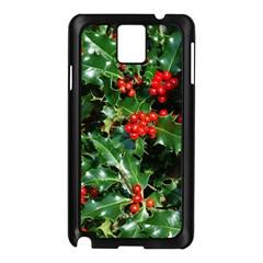 HOLLY 2 Samsung Galaxy Note 3 N9005 Case (Black)