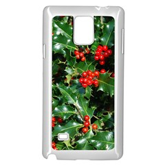 HOLLY 2 Samsung Galaxy Note 4 Case (White)