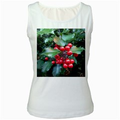 HOLLY 1 Women s Tank Tops