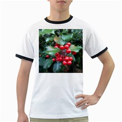 HOLLY 1 Ringer T-Shirts