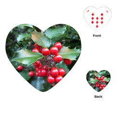 HOLLY 1 Playing Cards (Heart)