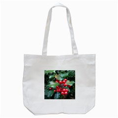 HOLLY 1 Tote Bag (White)