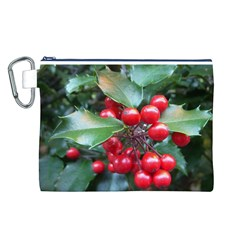 HOLLY 1 Canvas Cosmetic Bag (L)