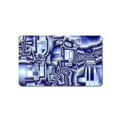 Reflective Illusion 01 Magnet (Name Card)